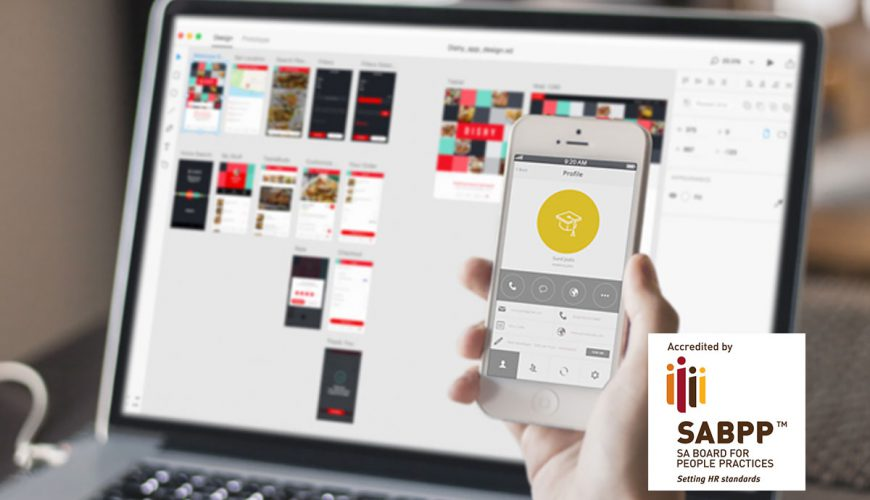 Fundamentals of Mobile App Design: Online Short Course – Damelin Certificate SABPP CPD Certified